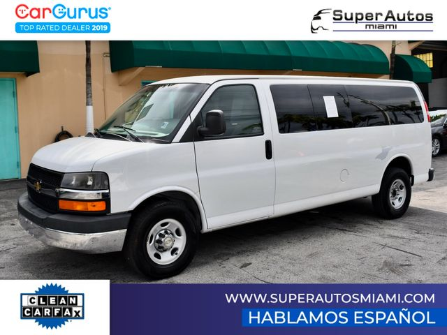 2014 Chevrolet Express Passenger LT 3500 Extended in Doral, FL 33166