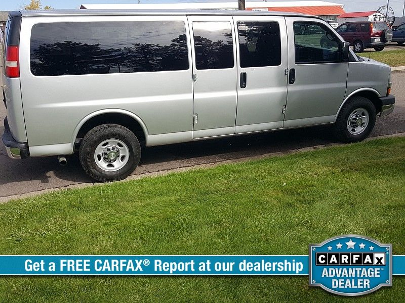 2014 Chevrolet Express Passenger LT  city MT  Bleskin Motor Company   in Great Falls, MT