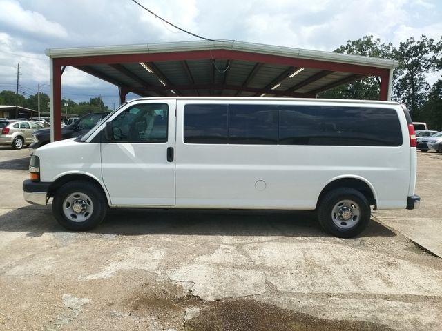 2014 Chevrolet Express Passenger LT Houston, Mississippi 5
