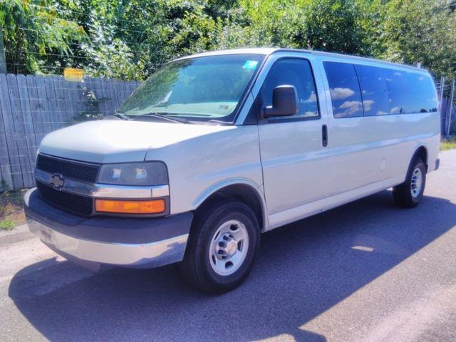 2014 Chevrolet Express Passenger LT Madison, NC 4