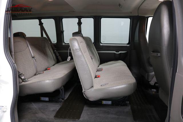 2014 Chevrolet Express Passenger LT Merrillville, Indiana 18