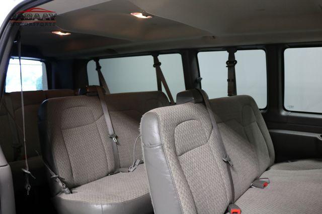 2014 Chevrolet Express Passenger LT Merrillville, Indiana 19
