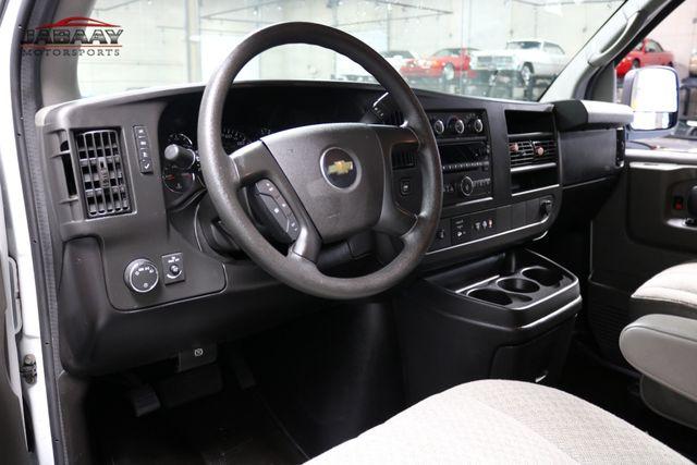 2014 Chevrolet Express Passenger LT Merrillville, Indiana 9