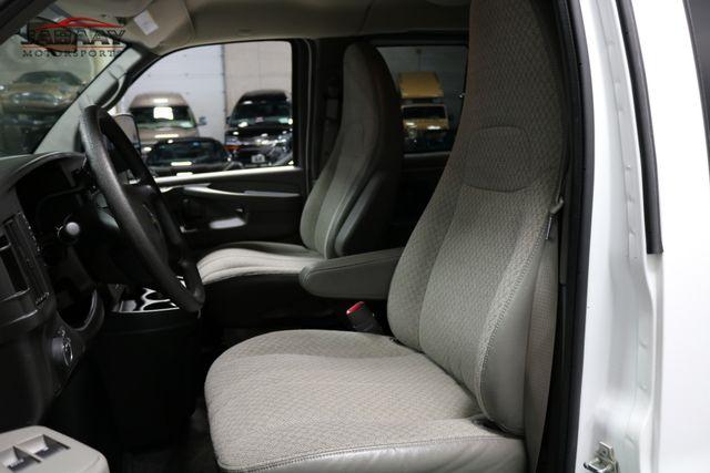 2014 Chevrolet Express Passenger LT Merrillville, Indiana 10