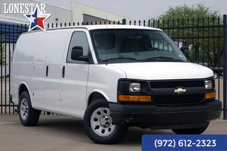 2014 Chevrolet G1500 Cargo Van One Owner Warranty Express in Plano Texas, 75093