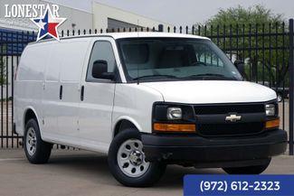 2014 Chevrolet G1500 Cargo Van One Owner Warranty Express in Plano Texas, 75093