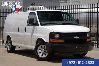 2014 Chevrolet G1500 Van Express One Owner 17 Service Records in Plano Texas, 75093