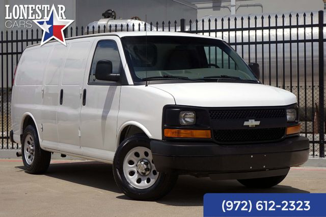2014 Chevrolet G1500 Van Express One Owner 17 Service Records