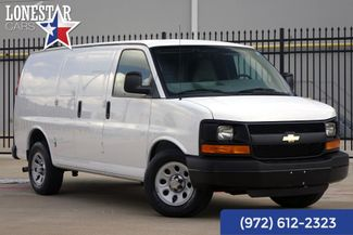 2014 Chevrolet G1500 Cargo Van Express One Owner Clean Carafx in Plano Texas, 75093