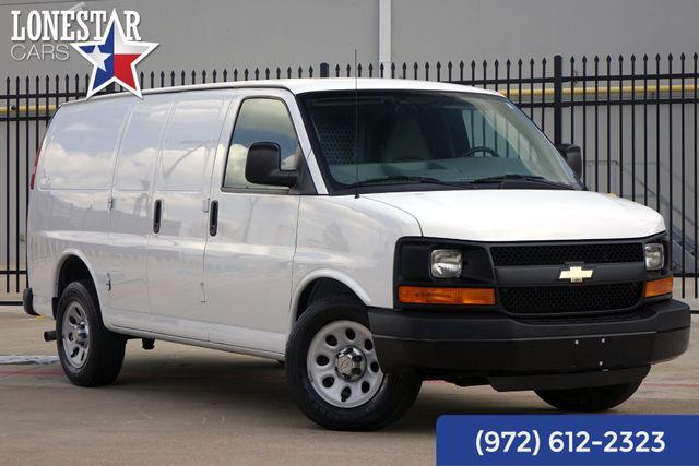 2014 Chevrolet G1500 Cargo Van Express One Owner Clean Carafx