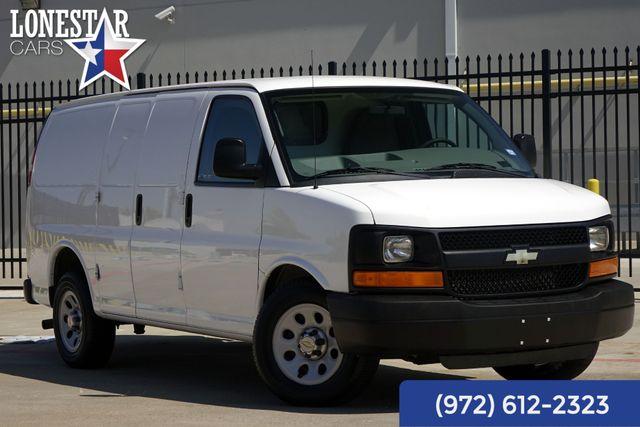 2014 Chevrolet G1500 Vans Express One Owner Bulkhead