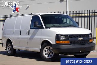 2014 Chevrolet G1500 Cargo Van Express Shelves and Bins in Plano, Texas 75093