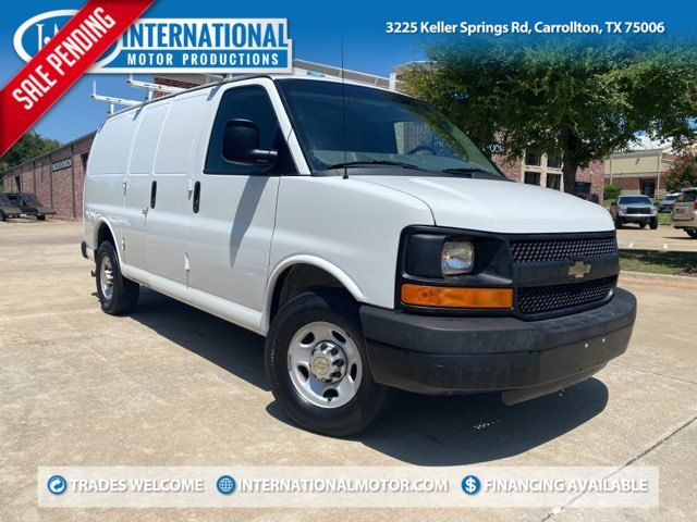 2014 Chevrolet G2500 Express ONE OWNER