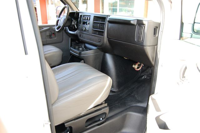 2014 Chevrolet G2500 Cargo Van Charlotte, North Carolina 7