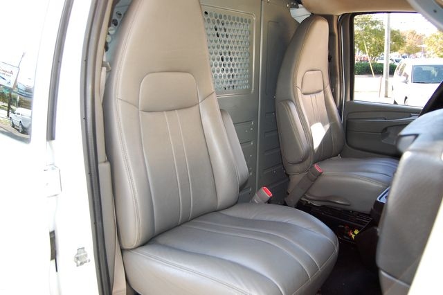 2014 Chevrolet G2500 Cargo Van Charlotte, North Carolina 8