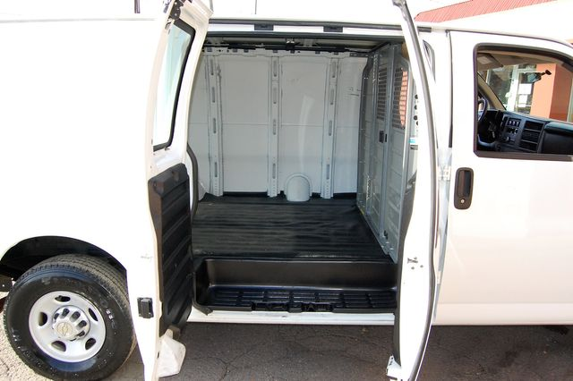 2014 Chevrolet G2500 Cargo Van Charlotte, North Carolina 9