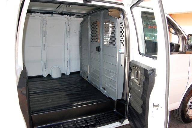 2014 Chevrolet G2500 Cargo Van Charlotte, North Carolina 10