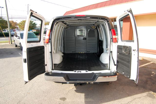 2014 Chevrolet G2500 Cargo Van Charlotte, North Carolina 12