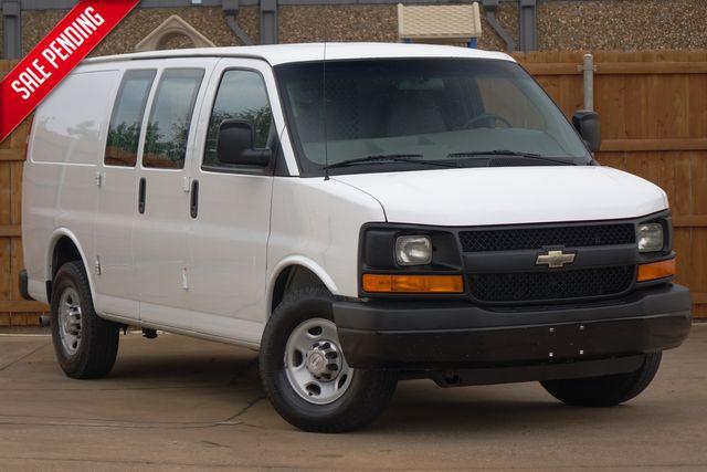 2014 Chevrolet G2500 Vans Express in Dallas, Texas 75220