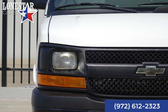 2014 Chevrolet G2500 Cargo Van Express Extended Clean Carfax One Owner Shelves in Merrillville, IN 46410