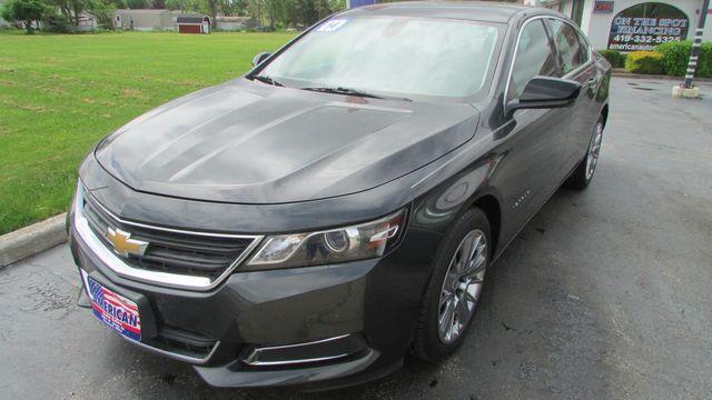 2014 Chevrolet Impala LS *SOLD