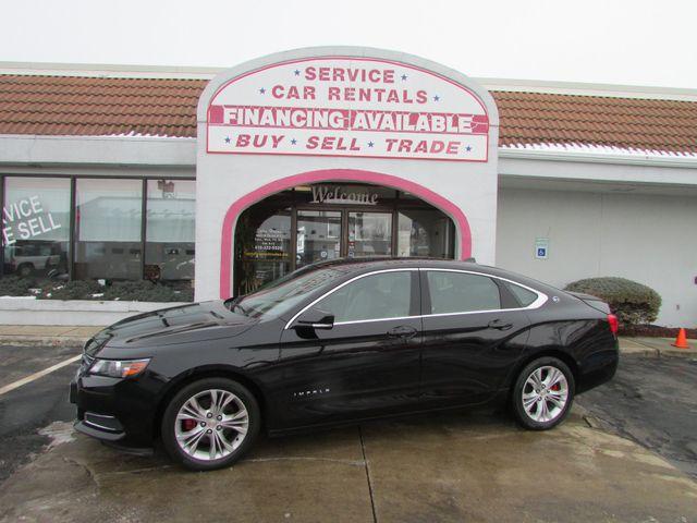 2014 Chevrolet Impala LT *SOLD