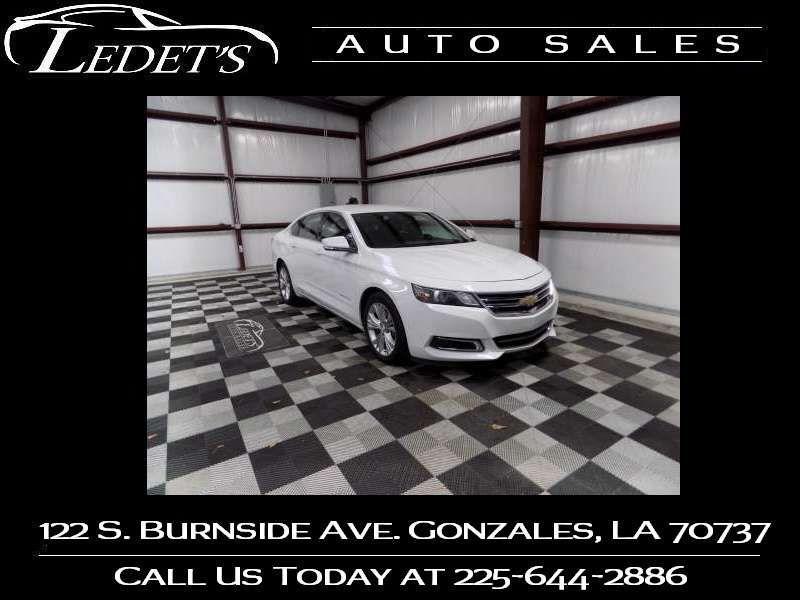 2014 Chevrolet Impala LT - Ledet's Auto Sales Gonzales_state_zip in Gonzales Louisiana