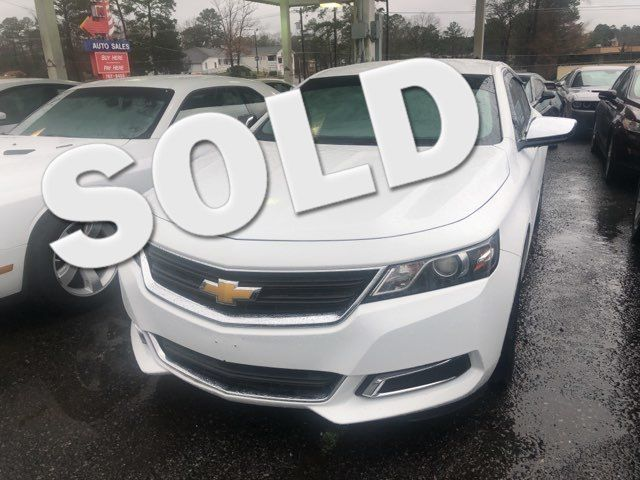2014 Chevrolet Impala LS - John Gibson Auto Sales Hot Springs in Hot Springs Arkansas