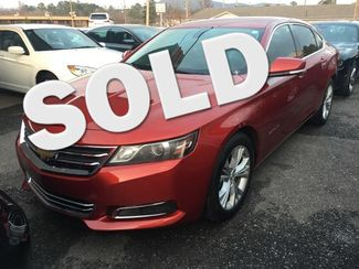 2014 Chevrolet Impala LT - John Gibson Auto Sales Hot Springs in Hot Springs Arkansas