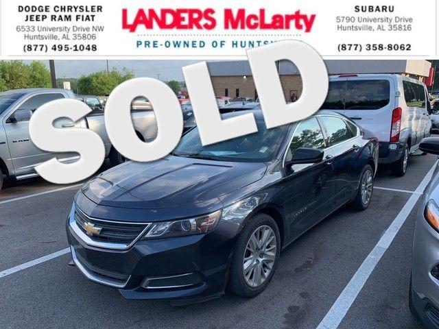 2014 Chevrolet Impala LS | Huntsville, Alabama | Landers Mclarty DCJ & Subaru in  Alabama