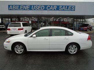 2014 Chevrolet Impala Limited in Abilene, TX