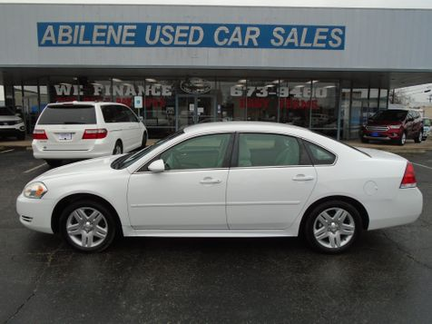 2014 Chevrolet Impala Limited LT in Abilene, TX