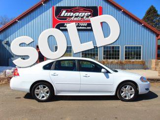 2014 Chevrolet Impala Limited LT Alexandria, Minnesota