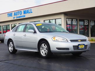 2014 Chevrolet Impala Limited LT | Champaign, Illinois | The Auto Mall of Champaign in Champaign Illinois