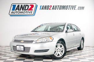 2014 Chevrolet Impala Limited LT in Dallas TX
