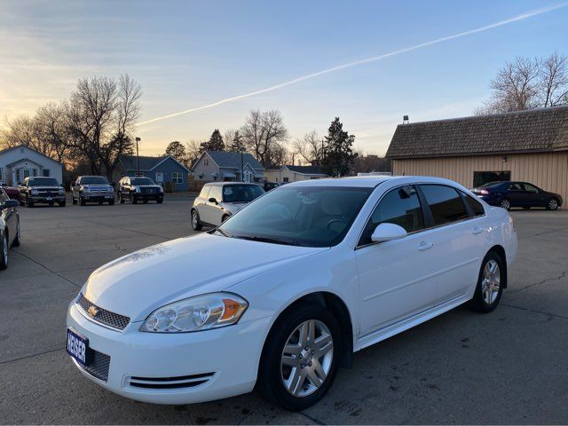 2014 Chevrolet Impala Limited LT in Dickinson, ND 58601