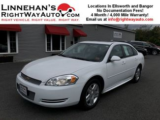2014 Chevrolet Impala Limited in Bangor, ME