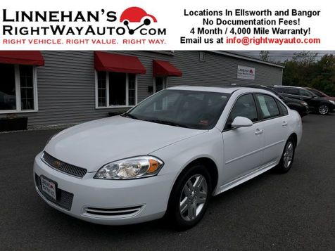 2014 Chevrolet Impala Limited LT in Bangor