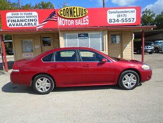 2014 Chevrolet Impala Limited LT   Fort Worth, TX   Cornelius Motor Sales in Fort Worth TX