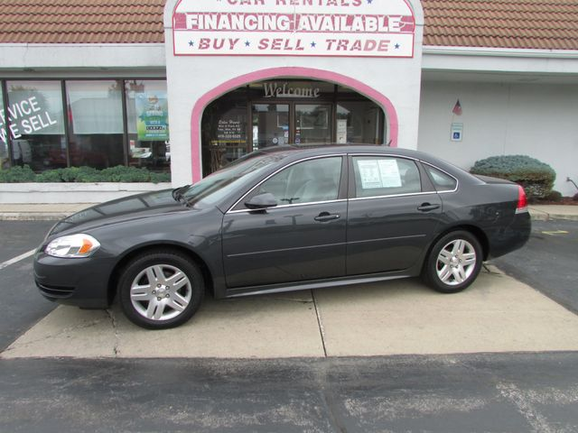 2014 Chevrolet Impala Limited LT in Fremont, OH 43420