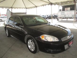 2014 Chevrolet Impala Limited LS Gardena, California 3