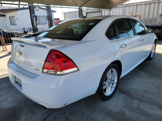 2014 Chevrolet Impala Limited LTZ Gardena, California 2
