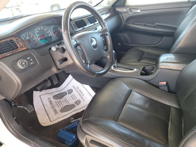 2014 Chevrolet Impala Limited LTZ Gardena, California 4