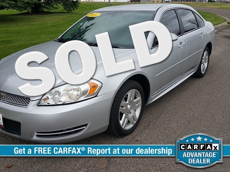 2014 Chevrolet Impala Limited 4d Sedan LT  city MT  Bleskin Motor Company   in Great Falls, MT