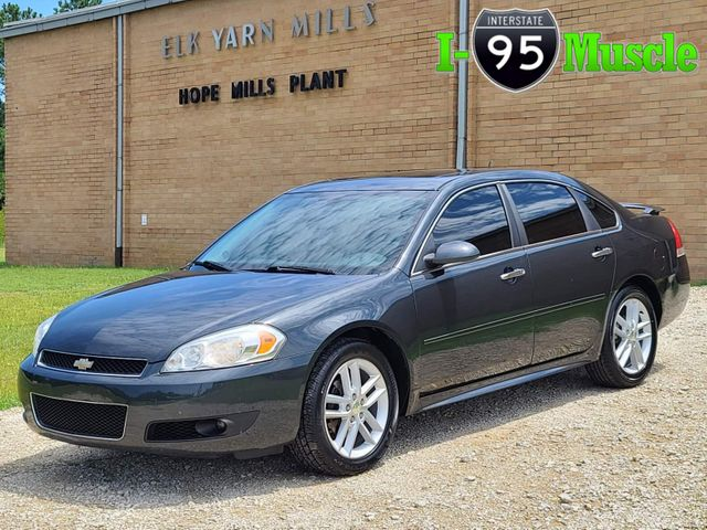 2014 Chevrolet Impala Limited LTZ in Hope Mills, NC 28348
