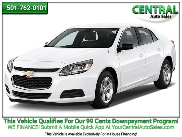 2014 Chevrolet Impala Limited LTZ | Hot Springs, AR | Central Auto Sales in Hot Springs AR