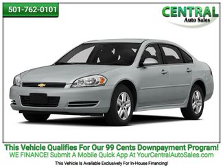2014 Chevrolet Impala Limited in Hot Springs AR