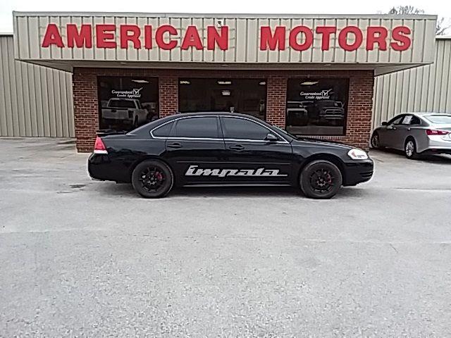 2014 Chevrolet Impala Limited LT | Jackson, TN | American Motors in Jackson TN
