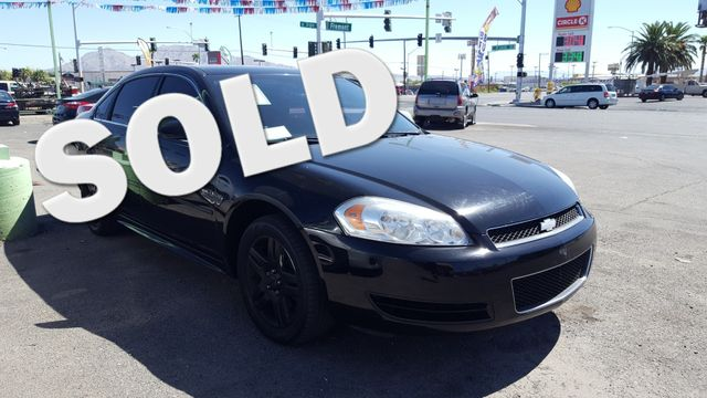 2014 Chevrolet Impala Limited LT CAR PROS AUTO CENTER (702) 405-9905 Las Vegas, Nevada