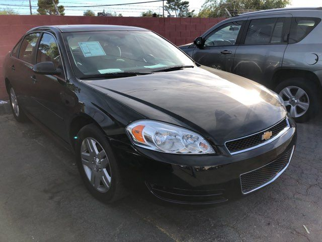 2014 Chevrolet Impala Limited LT CAR PROS AUTO CENTER (702) 405-9905 Las Vegas, Nevada 3